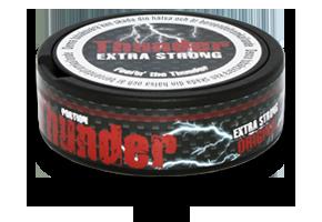 Thunder Original Portion Snus