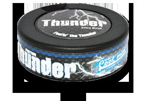 Thunder Cool Mint Portion Snus