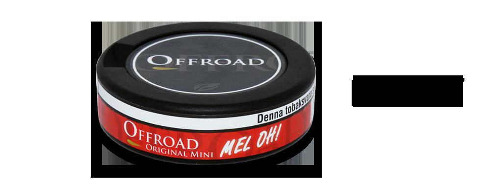 Offroad MEL OH! Mini Snus