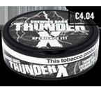 Thunder X White Dry CB